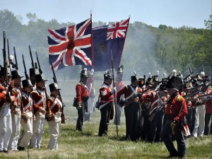 The British army in 1812